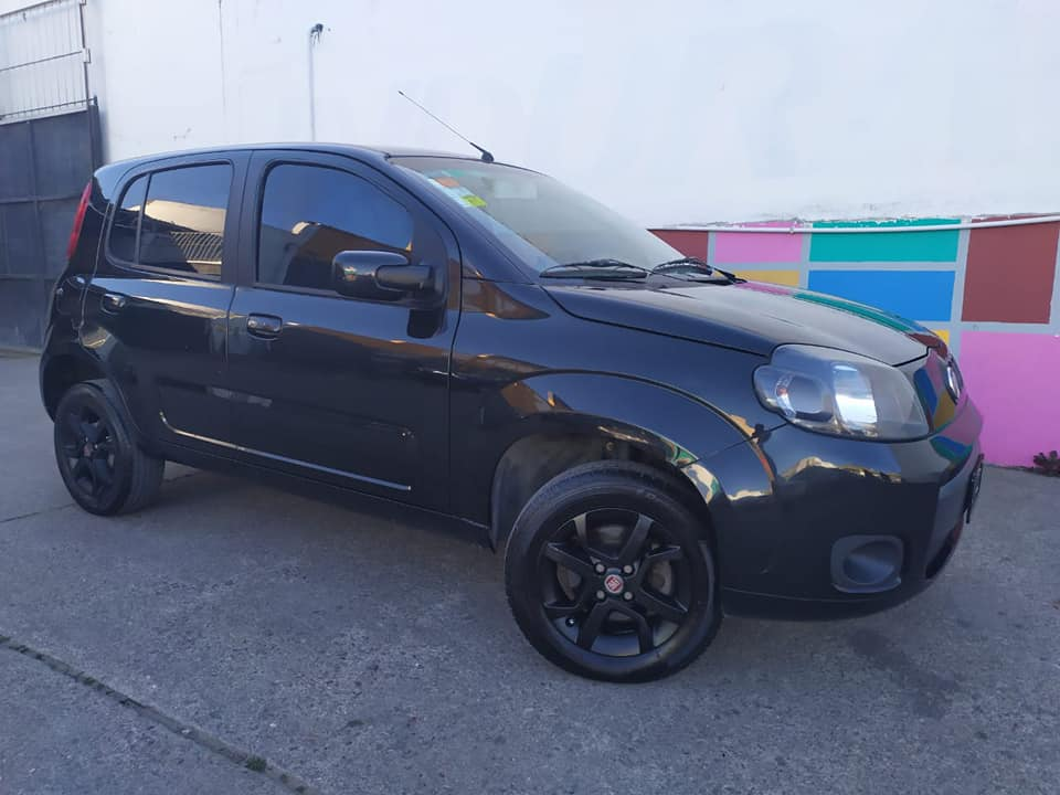 Fiat Uno Novo 2015