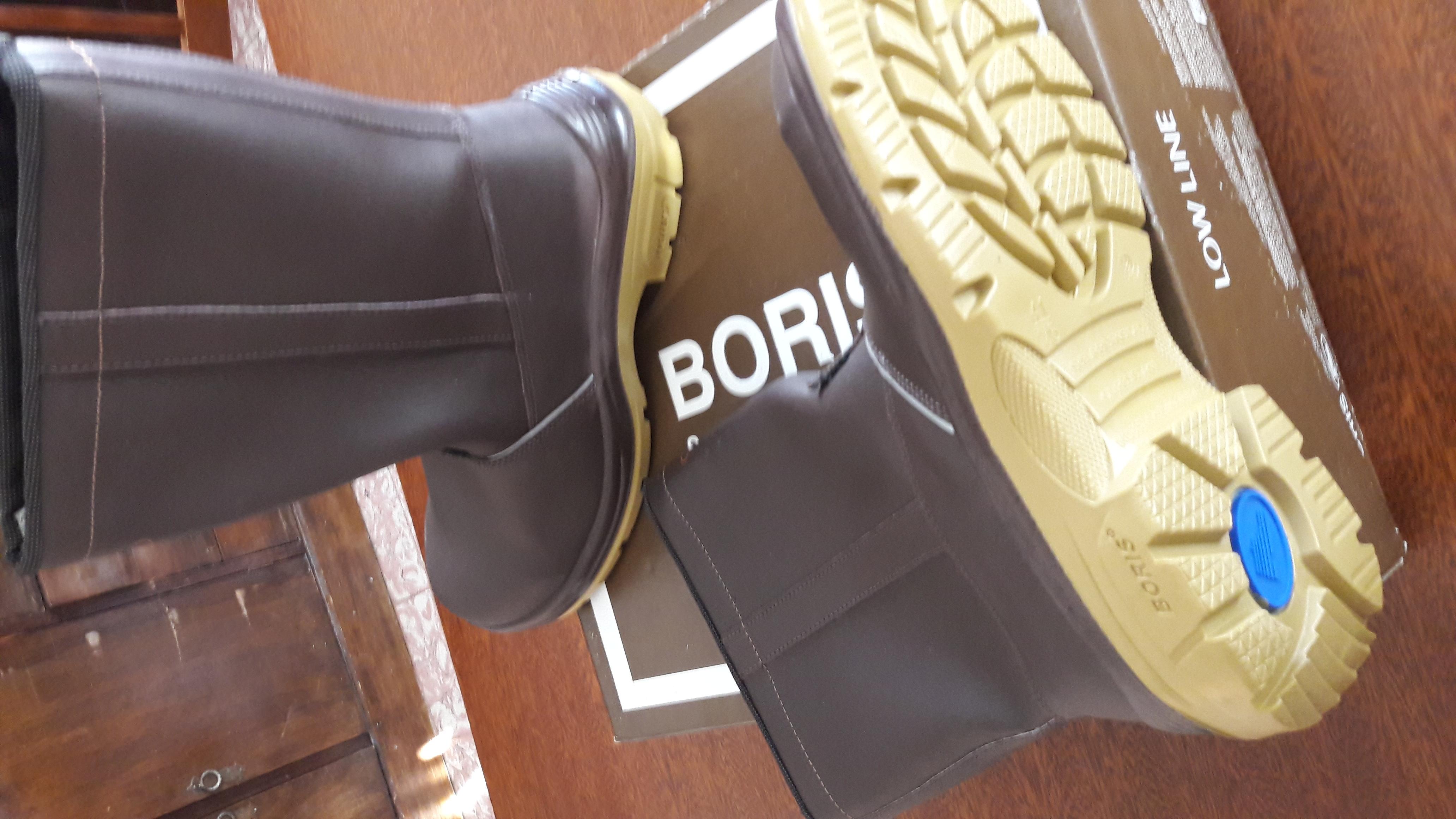 Vendo botas de seguridad