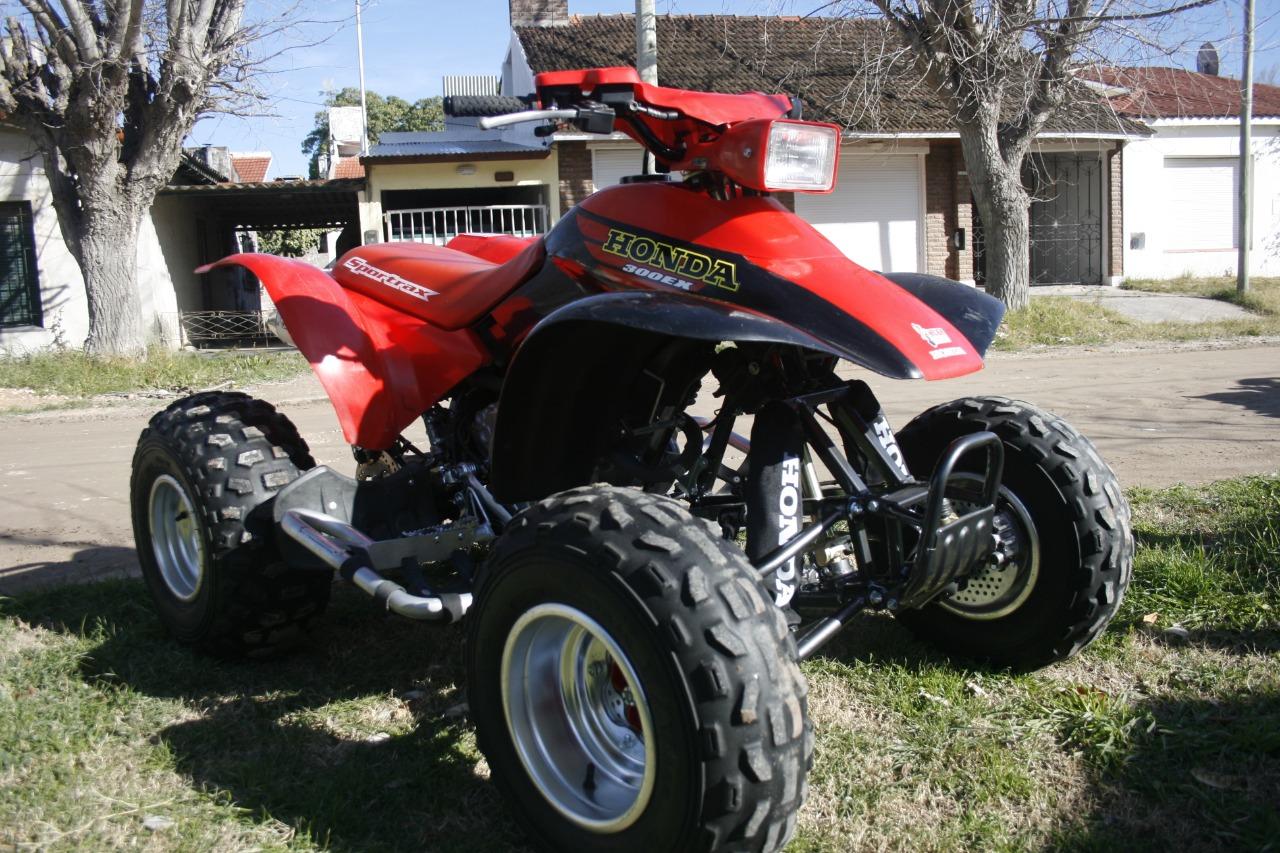 CUATRICICLO HONDA 300 EX
