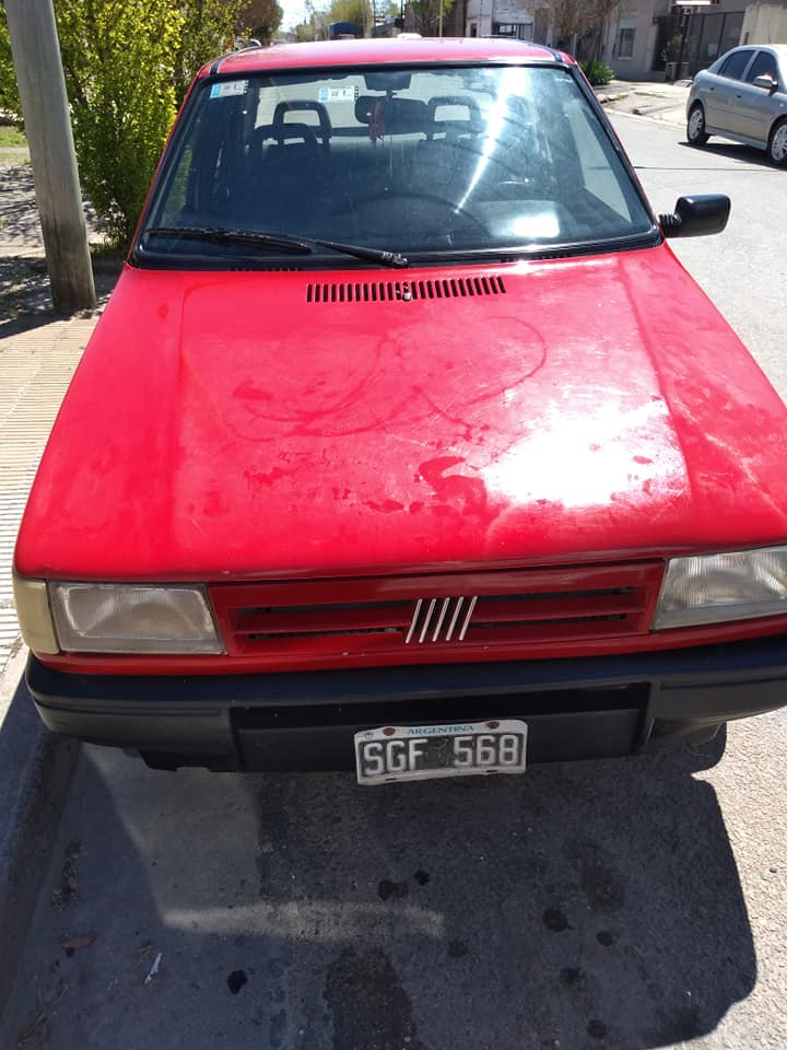 Fiat Duna modelo 92