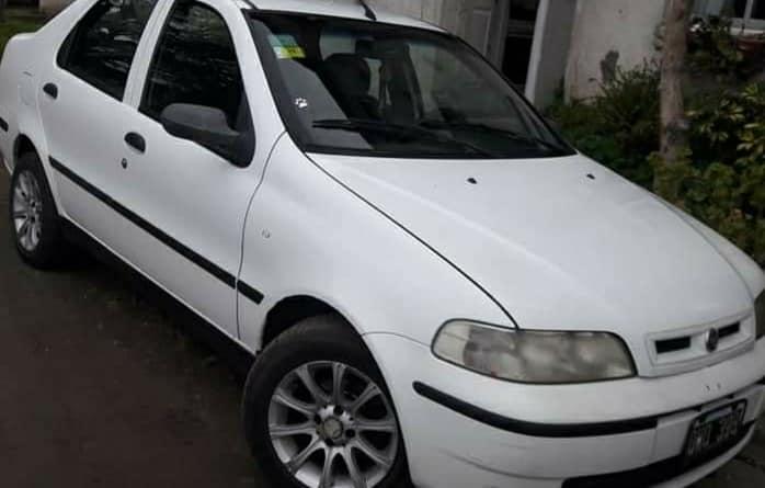 FIAT siena 1,7 diesel 2001
