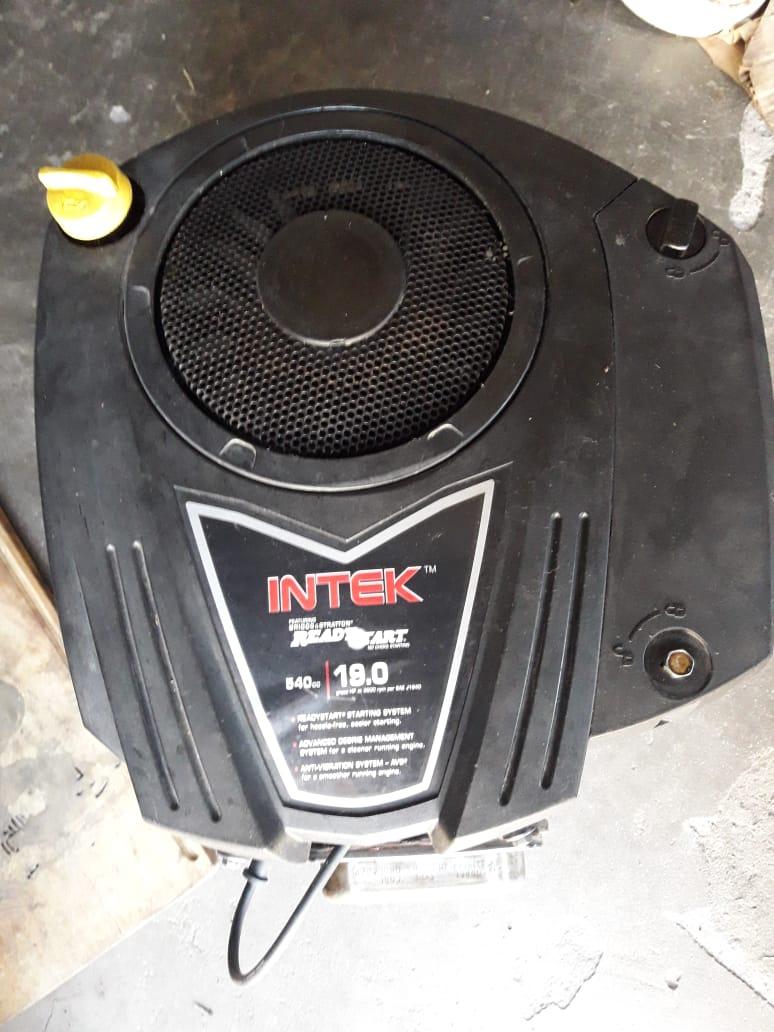 Motor Briggs 19 hp
