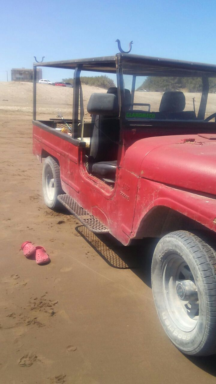 Vendo jeep 65