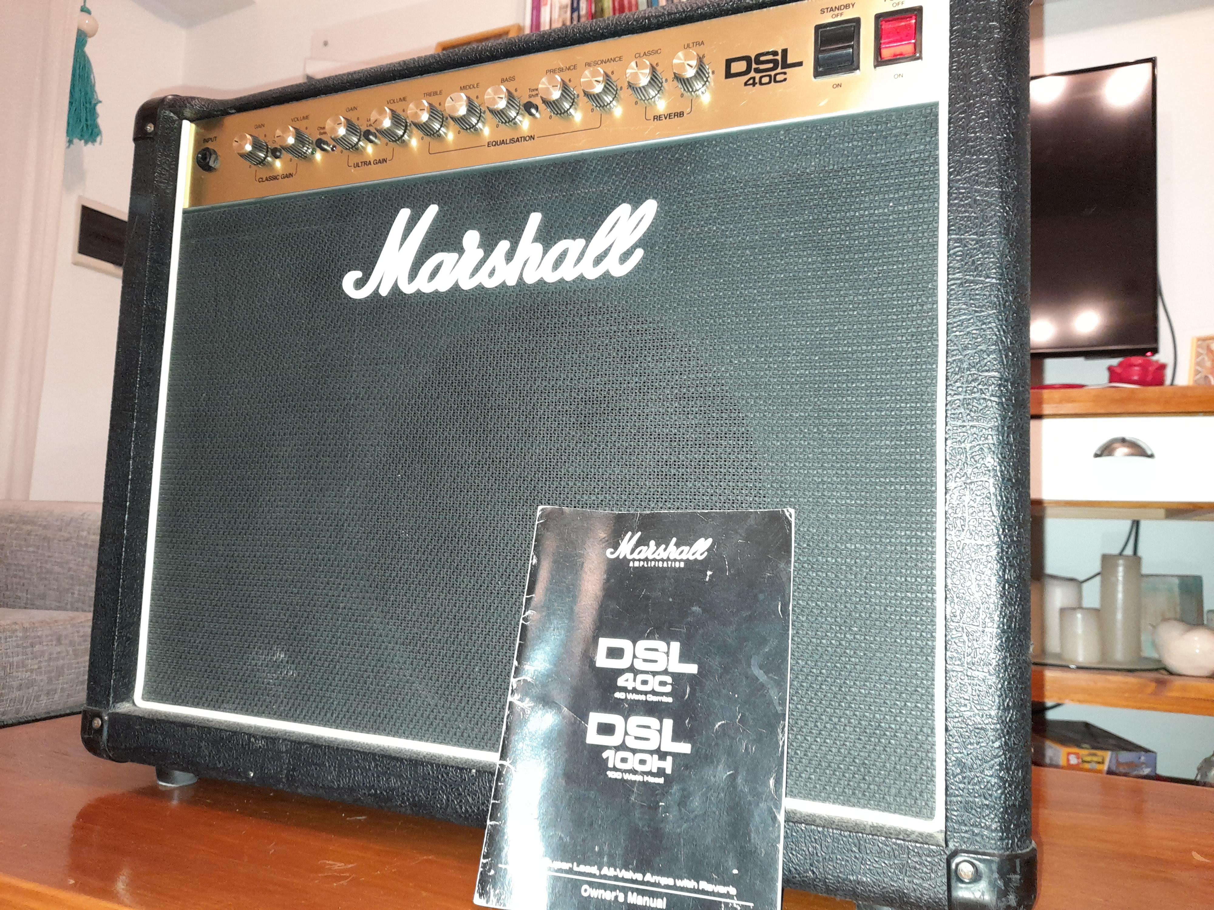 VDO Marshall DSL40C 100%valv