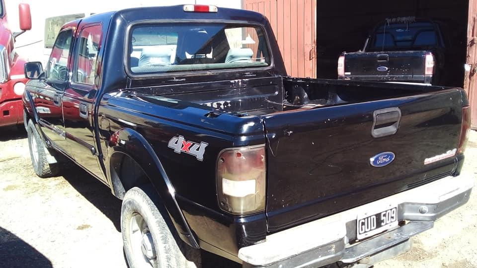 Ford Ranger 4x4 2008