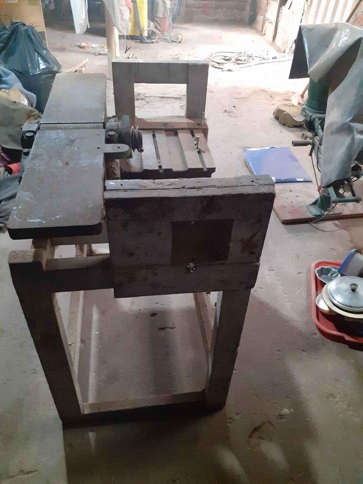 Cepilladora para carpintería