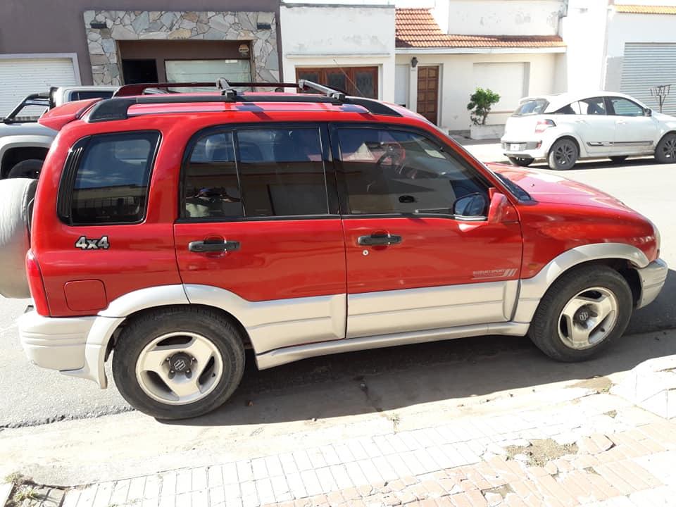 Suzuki G. Vitara 4x4 2000