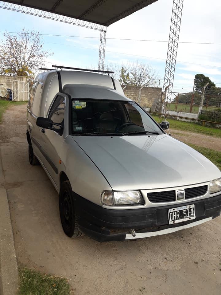 Seat Inca 1.9 diesel 2.000