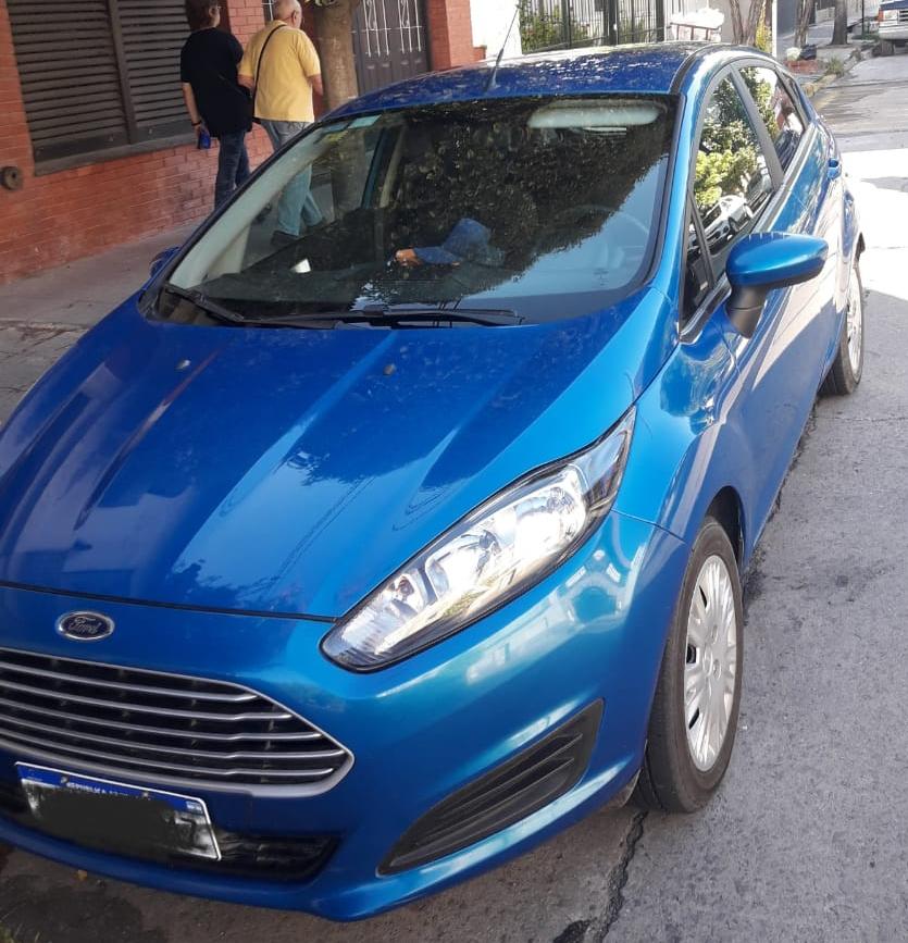 Ford Fiesta kinetic 2016