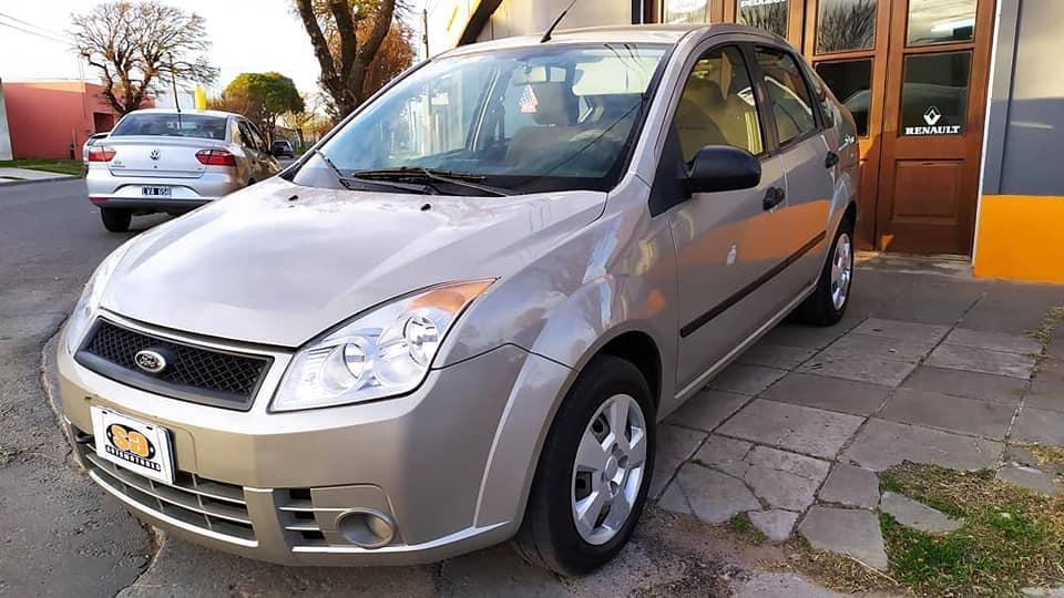 FORD Fiesta Max 2008