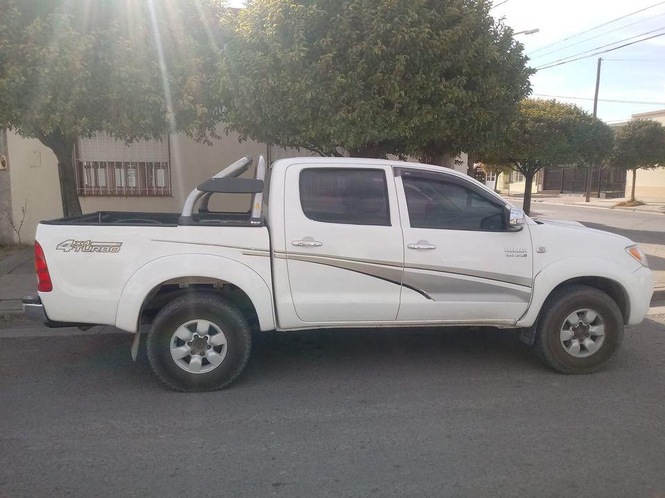 Toyota 2008 4x4