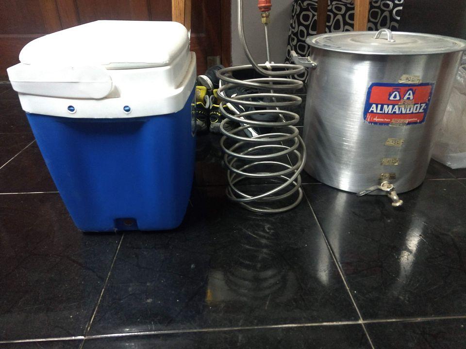 Kit elaboración de cerveza