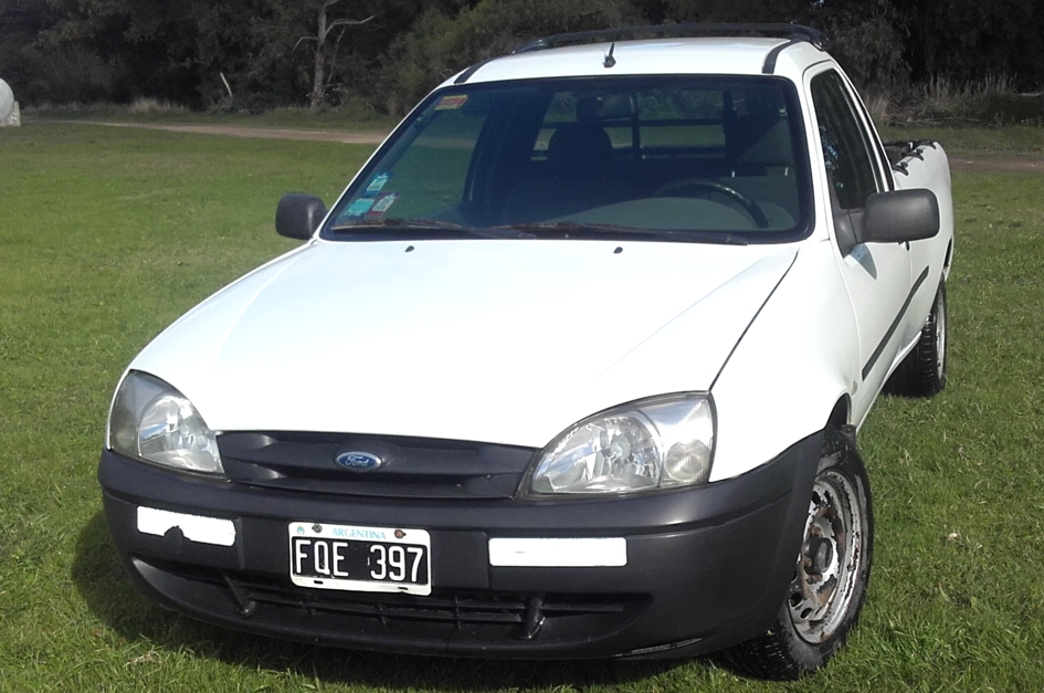 FORD COURIER GNC 2006