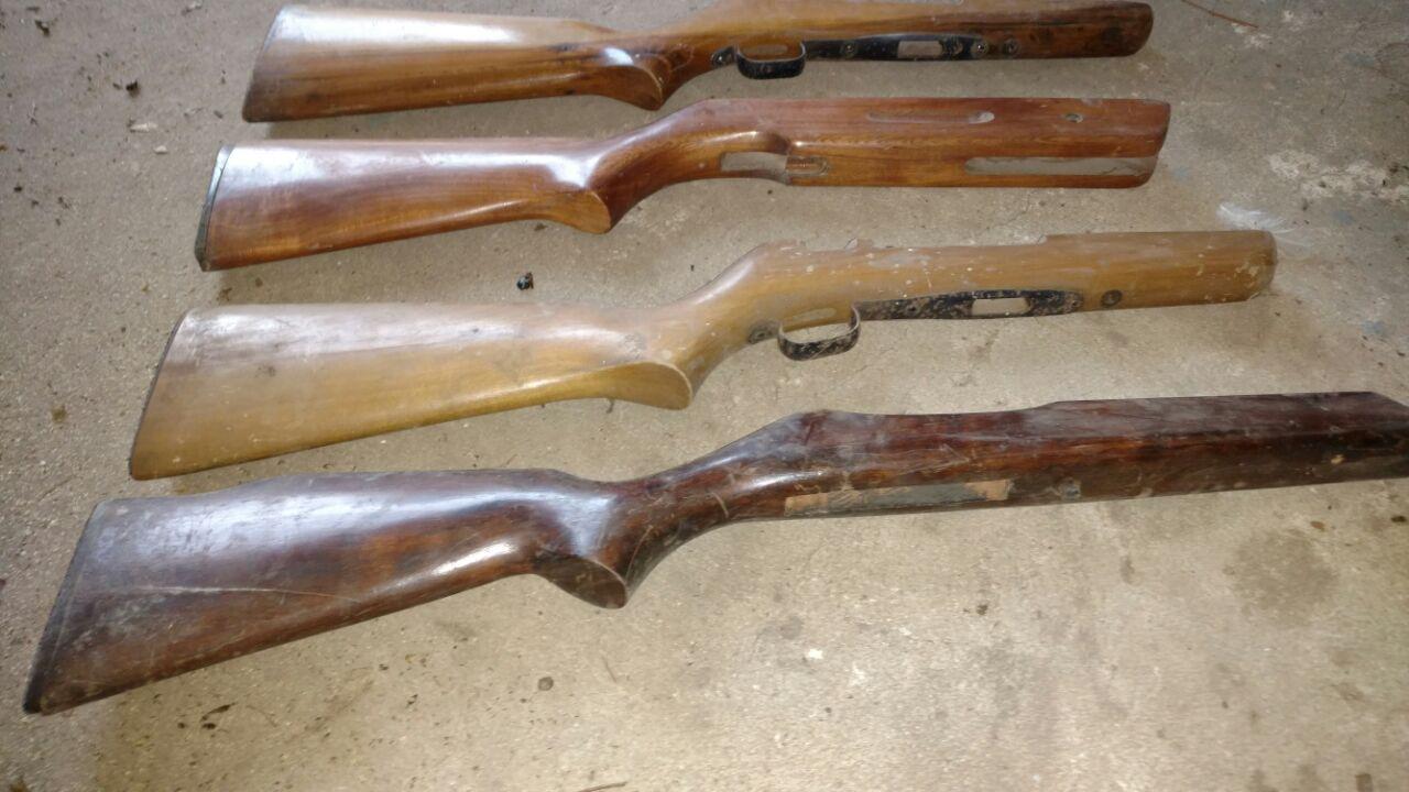 Culatas rifle