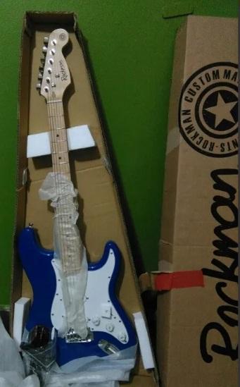 Guitarra Eléctrica ROCKMAN