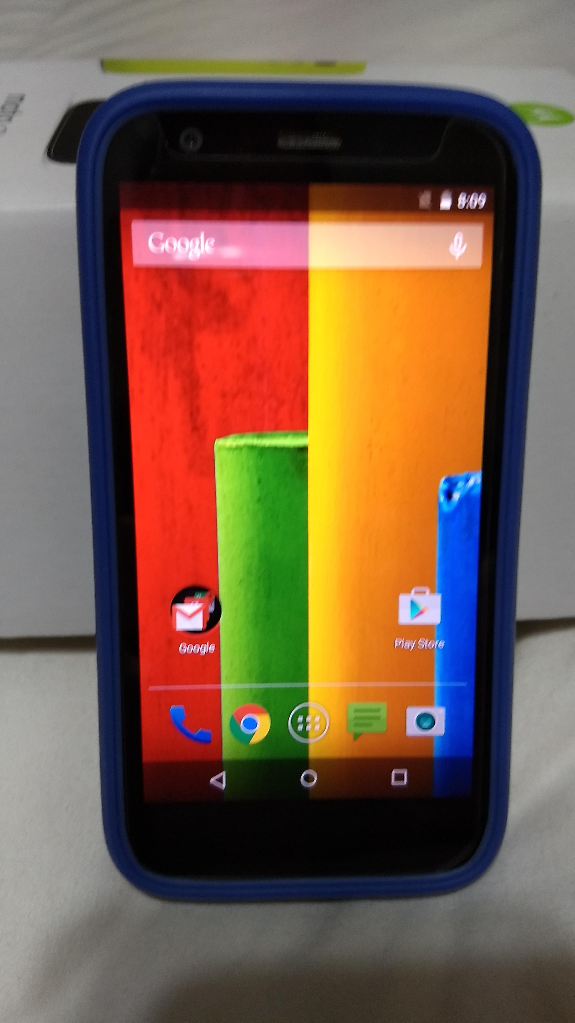 Vendo celular Motorola g 1