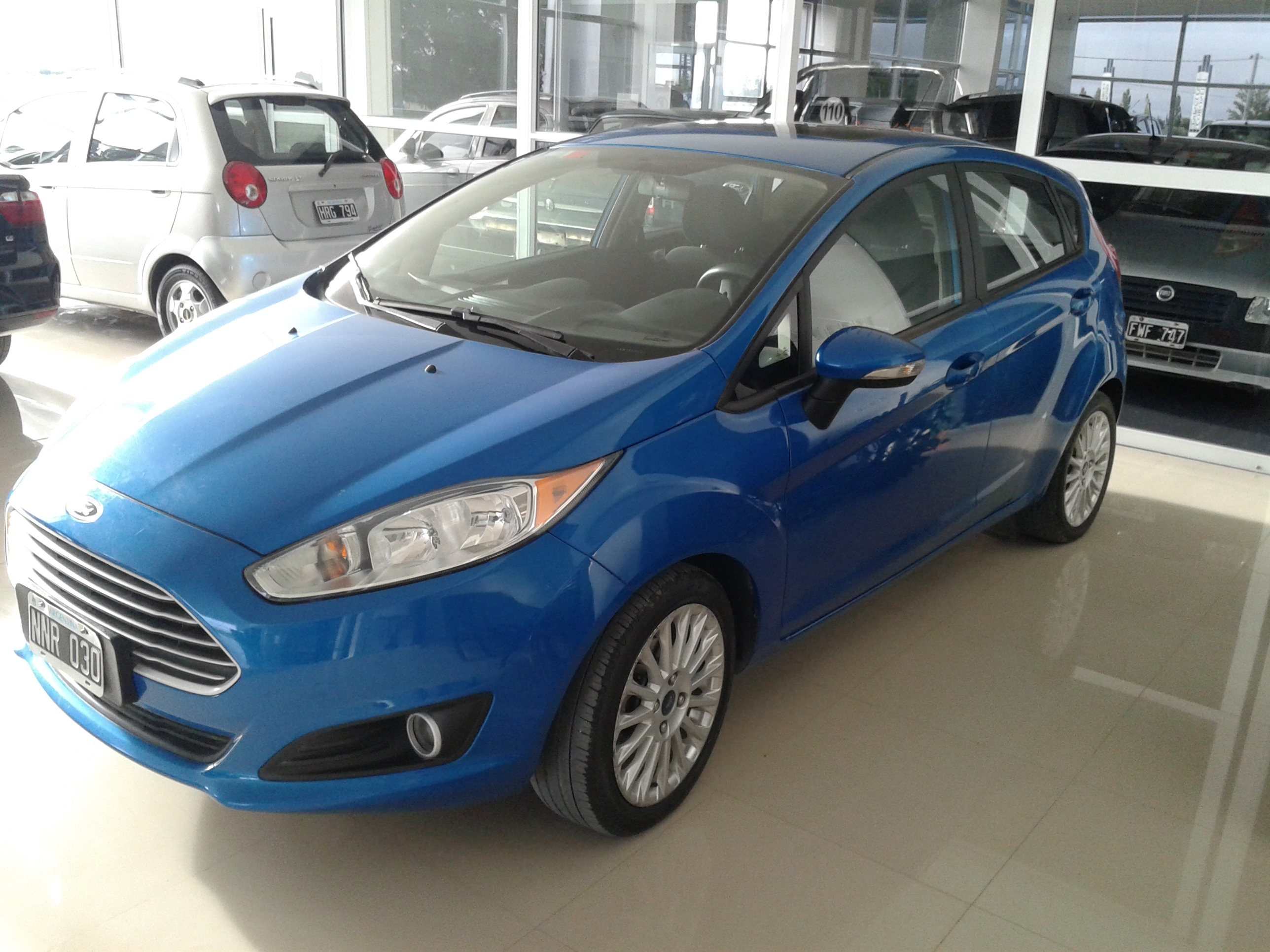 Ford Fiesta Kinetic SE PLUS