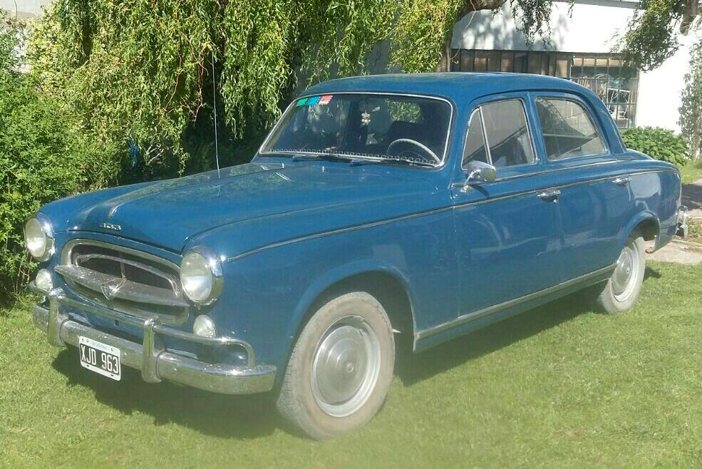 PEUGEOT 403 1963