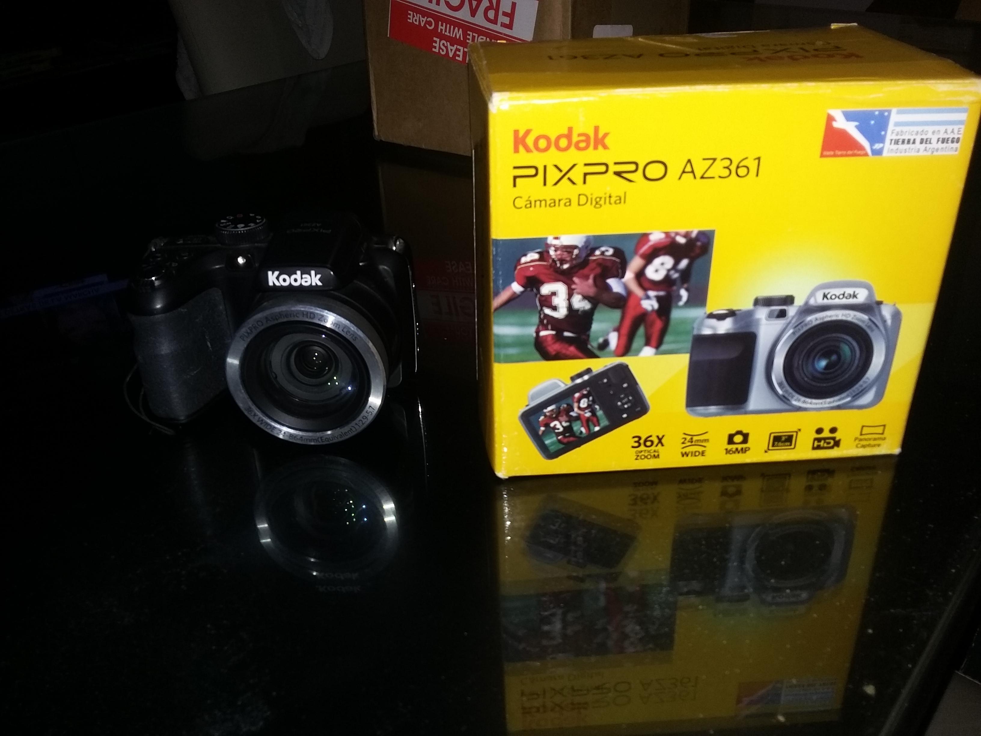 Camara digital, Kodak