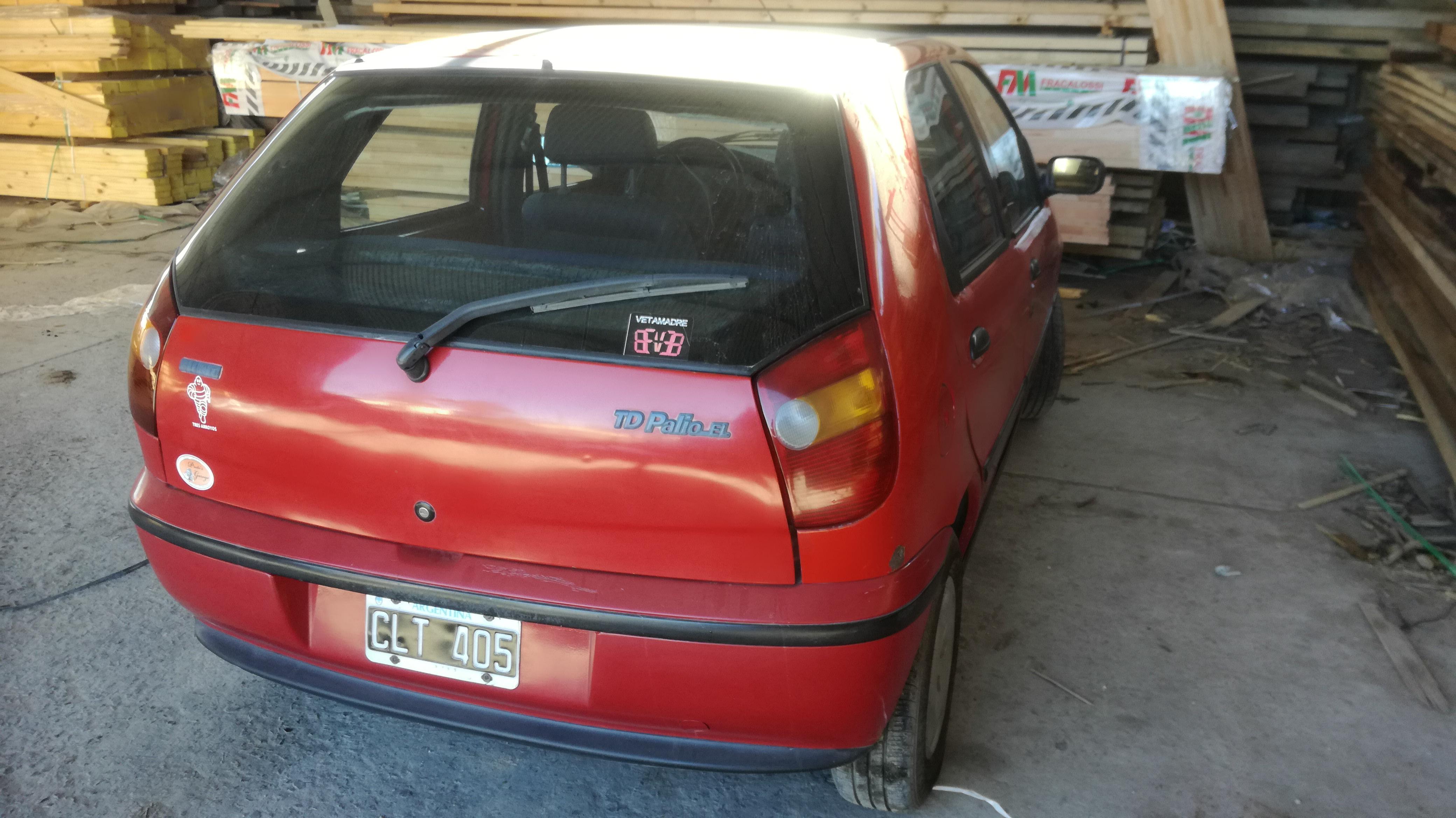 Fiat Palio 1998 Full