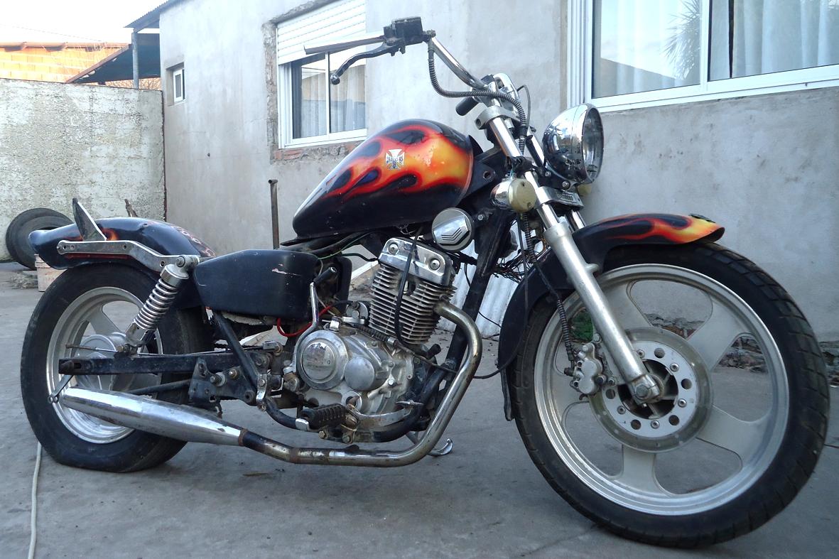 GUERRERO GMX 150 2008