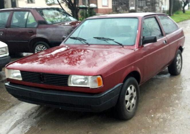 VW GOL GNC 1.8 1995