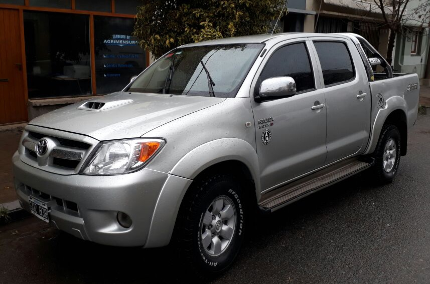TOYOTA SRV 4X4 2007