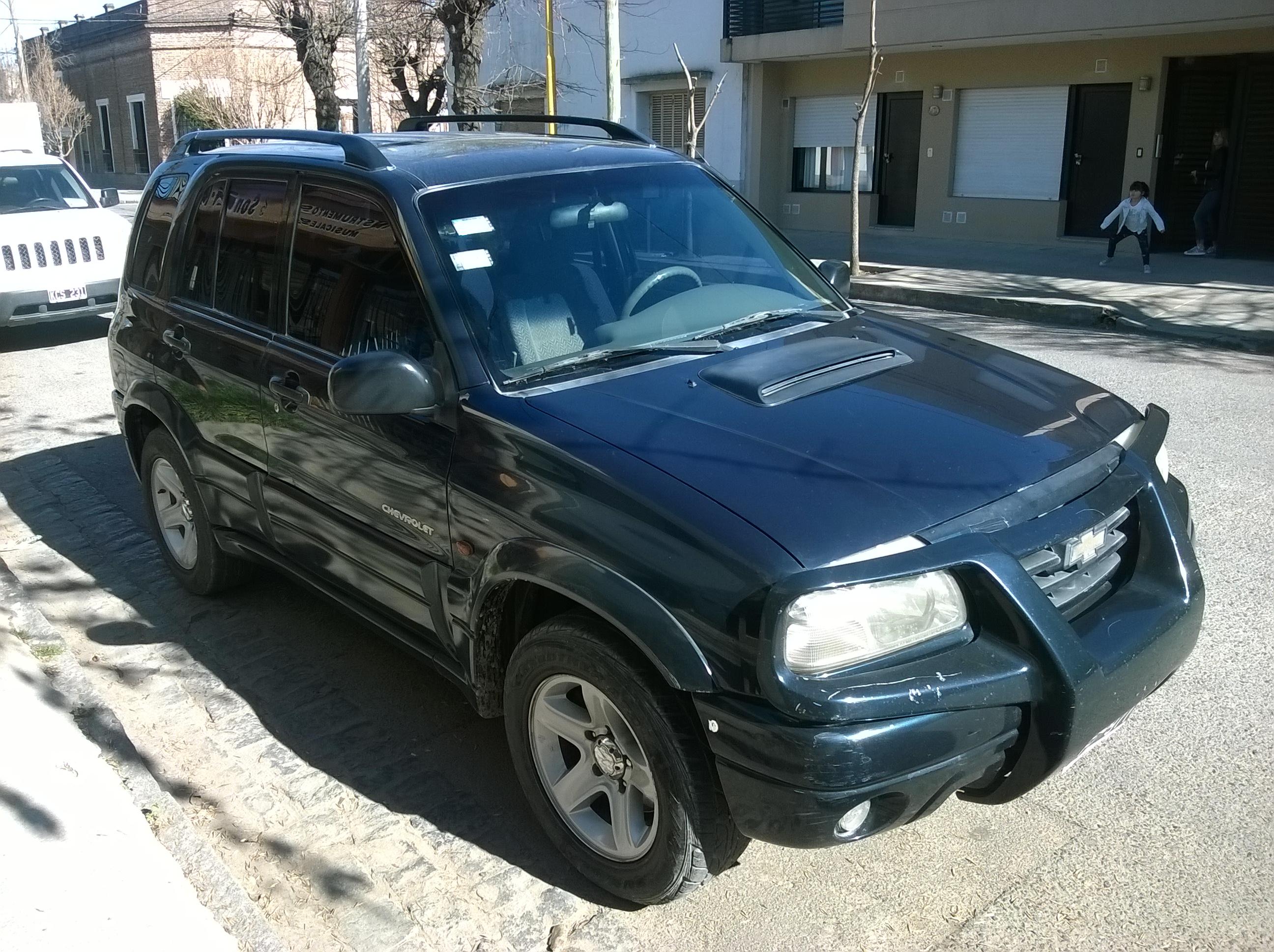 G. VITARA 4x4 TDI 2.0 2002