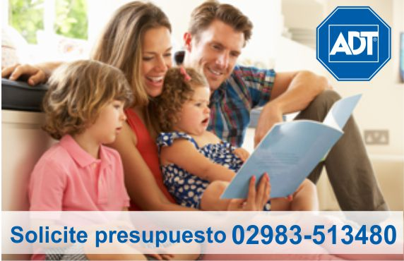 ADT  Alarmas 02983-513480