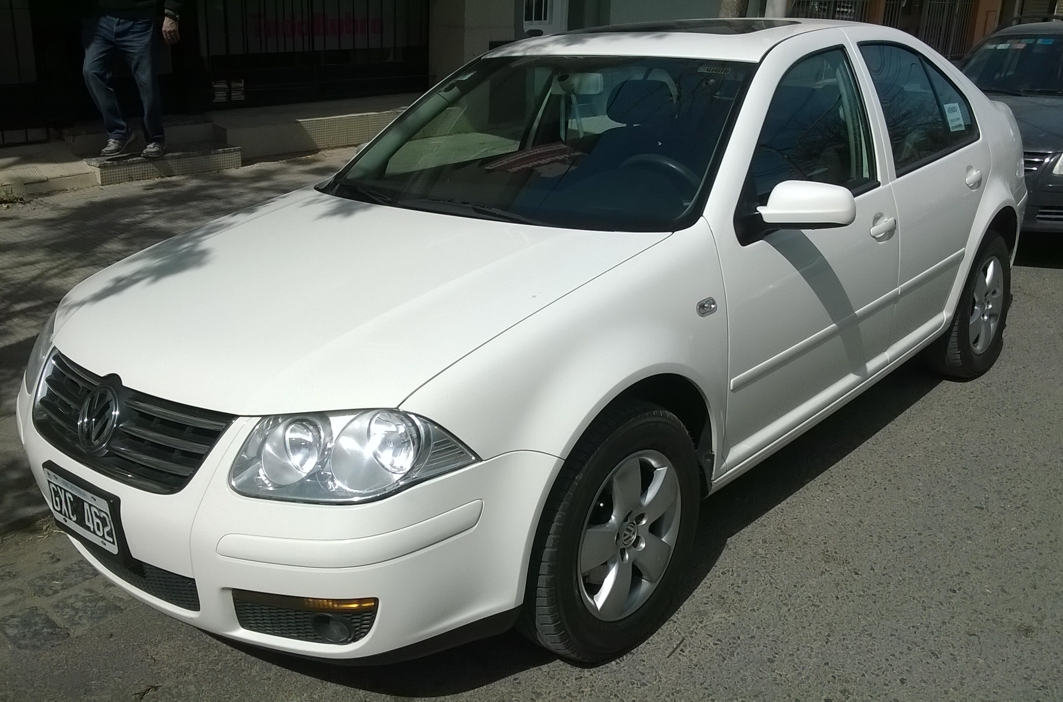 VW BORA TDI 2008