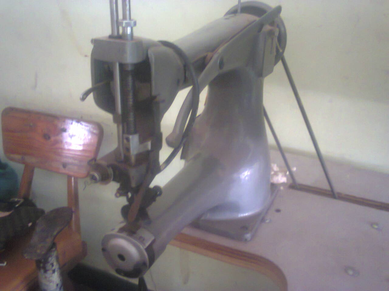 maquina de coser