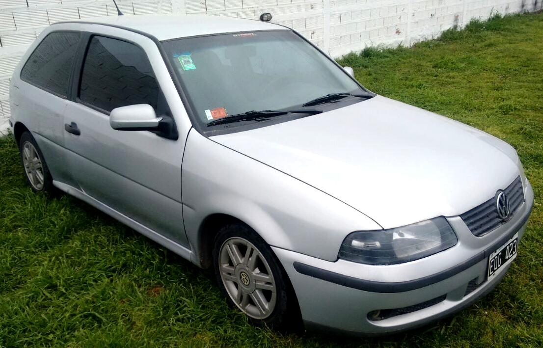 VW GOL 1.6 GNC 2004