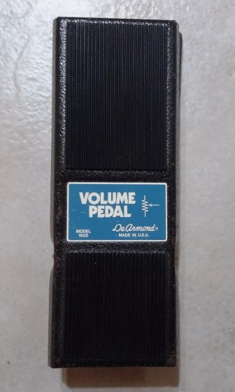 Pedal Volumen DeArmond USA
