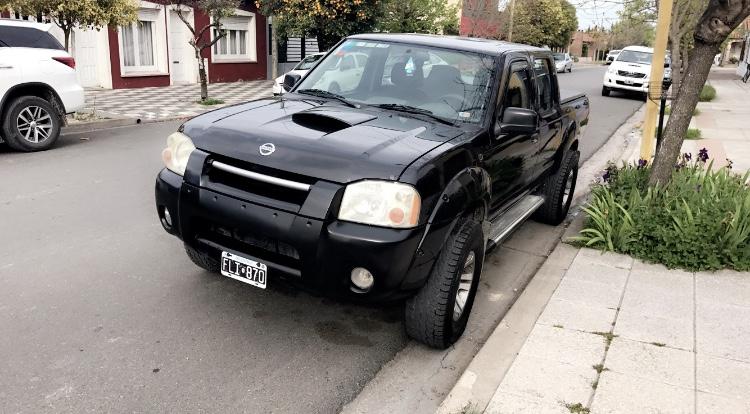 Nissan frontier xe 2006
