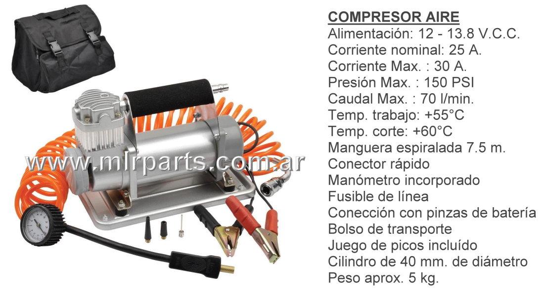 Vendo Compresor 12 Volt