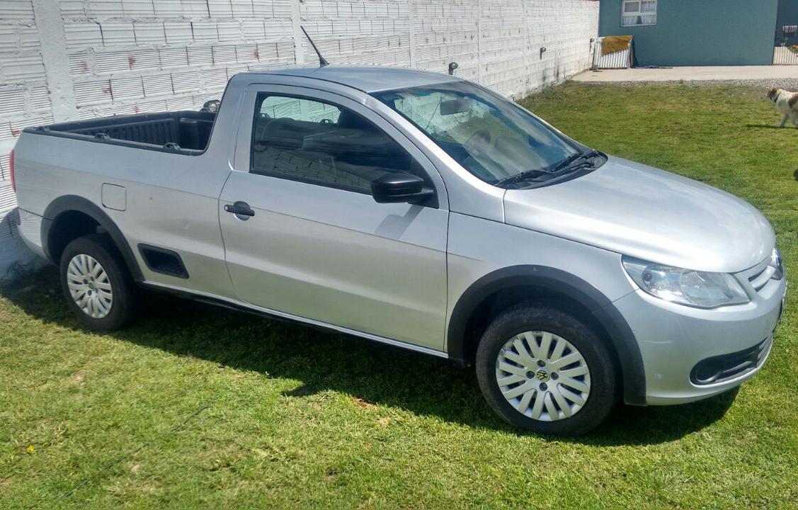 VW SAVEIRO 2010