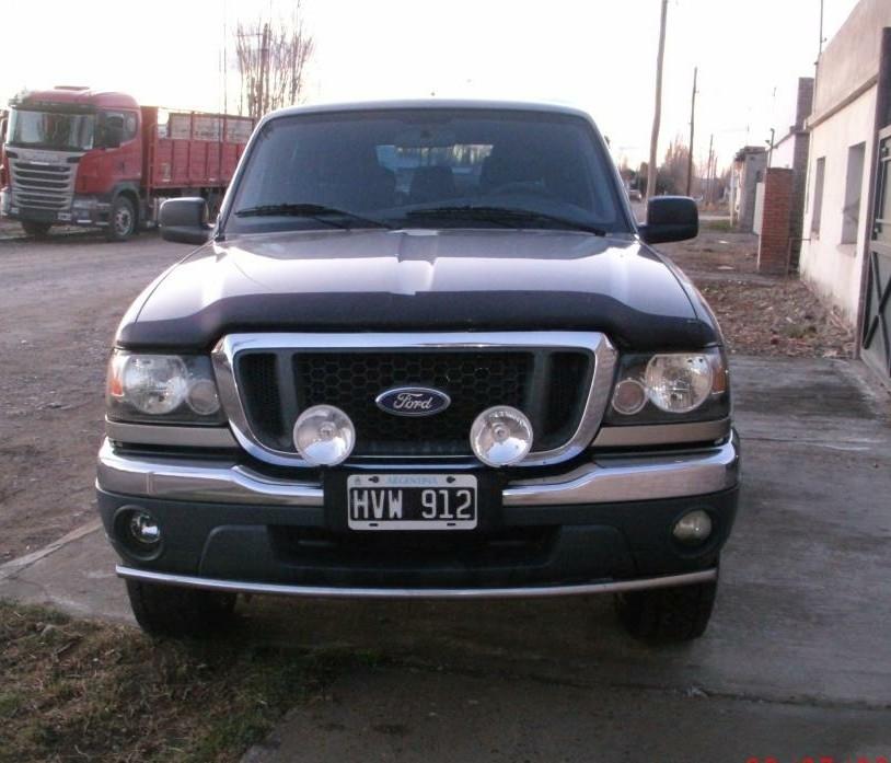 FORD RANGER 4X4 XLT 2009