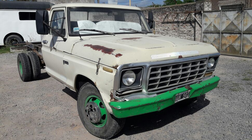FORD 350 1979