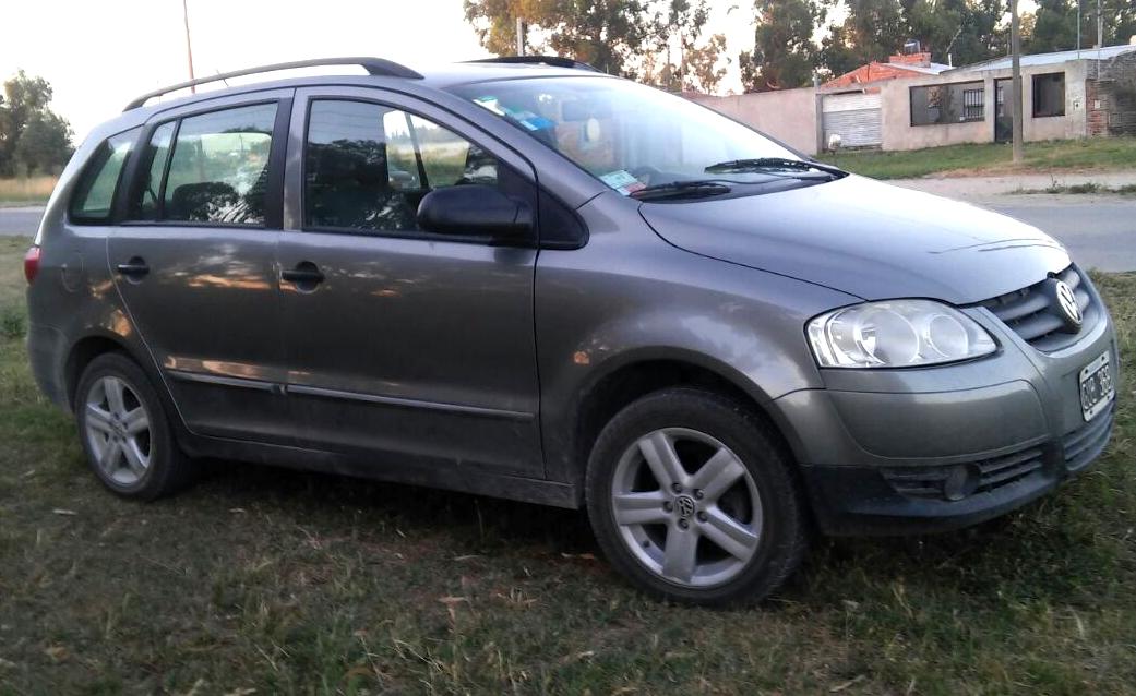 VW SURAN GNC 2007