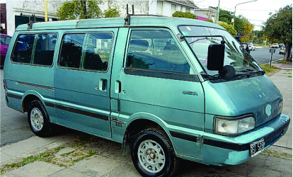 COMBI KIA BESTA 1996
