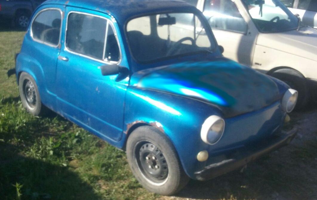 FIAT 600 1974