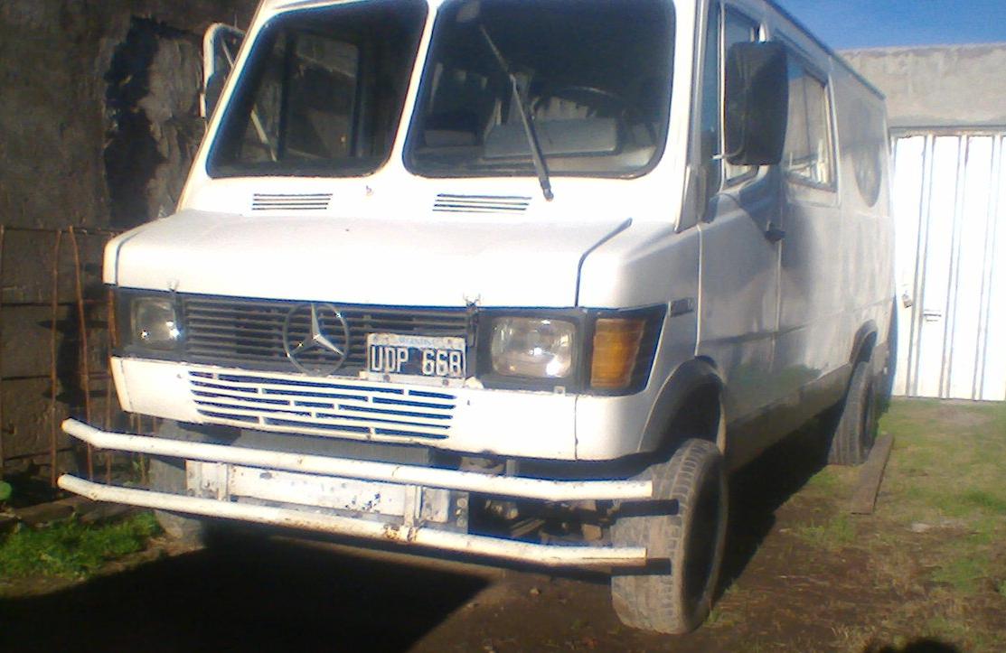 M.BENZ 307 DIESEL 1985