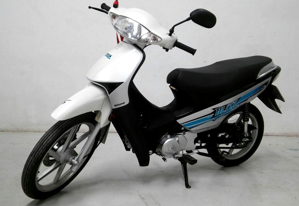 MOTOMEL BLITZ 110 2016