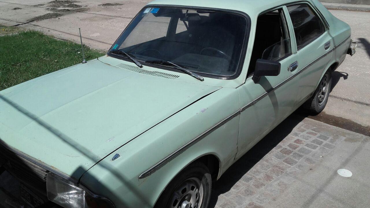 DODGE 1500 1981