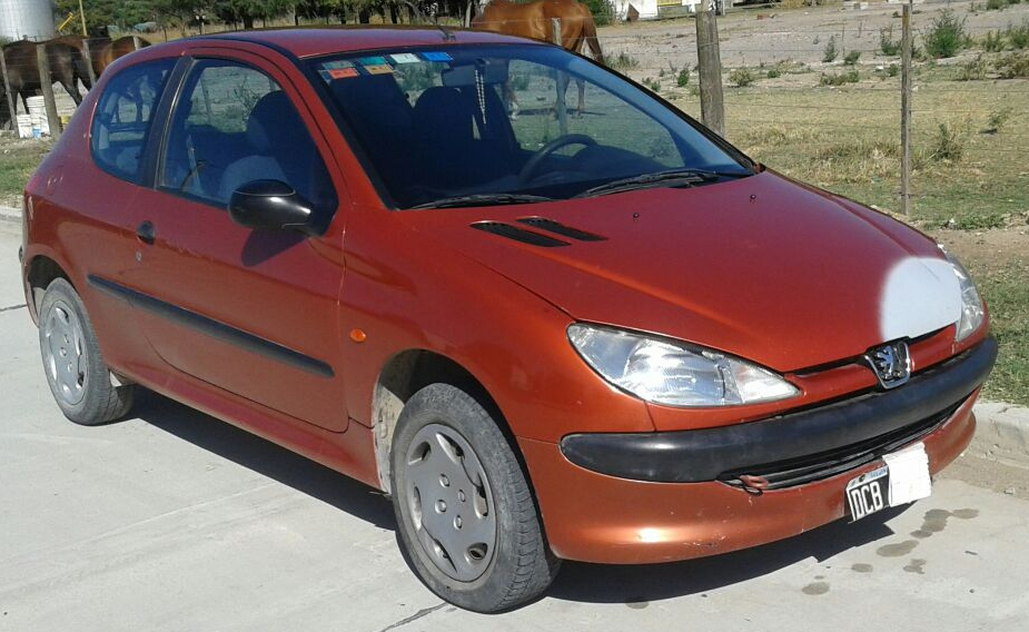 PEUGEOT 206 D 1999