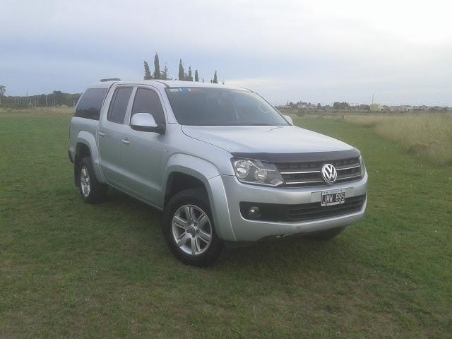Volkswagen Amarok 4x2