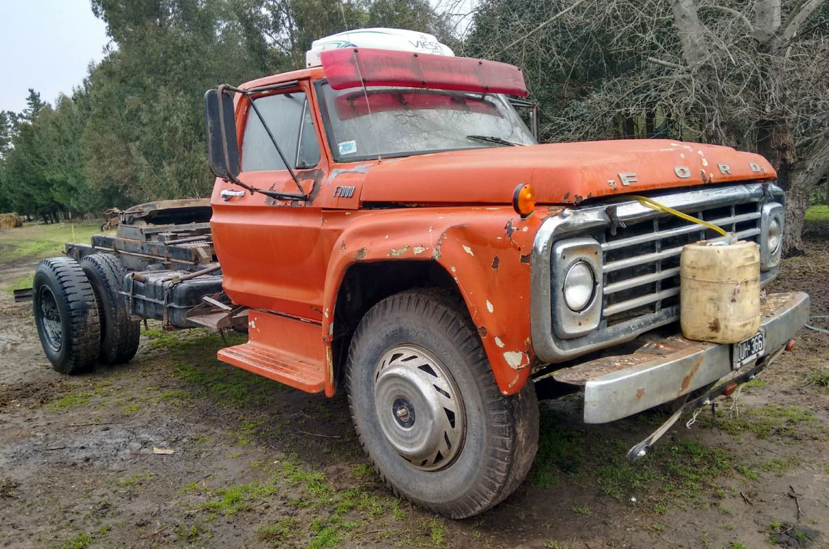 FORD 7000 1980