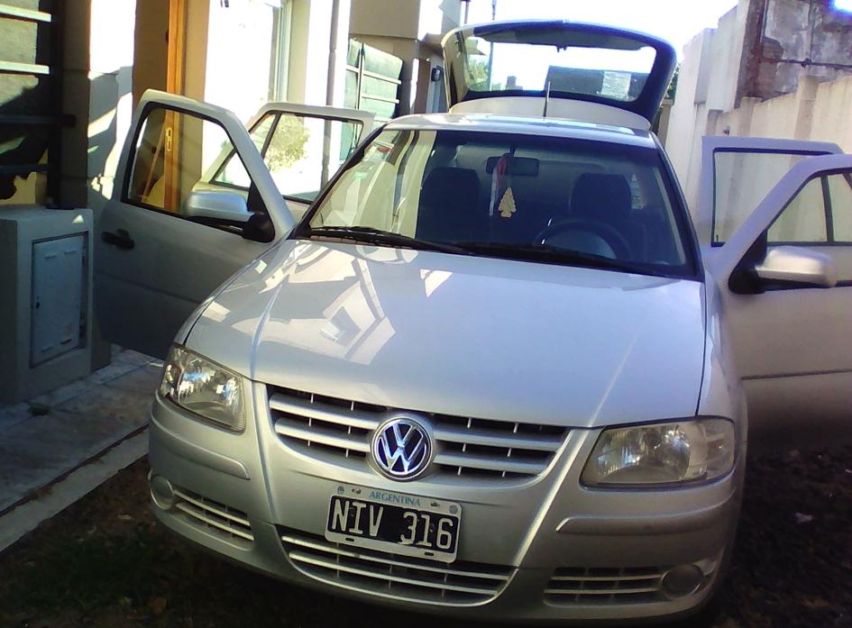 VW GOL GNC 2014