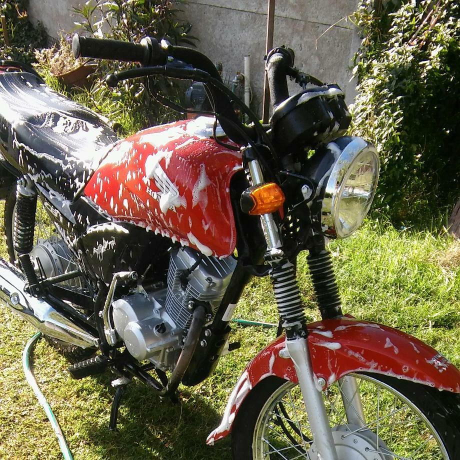 vendo Honda cb1 125