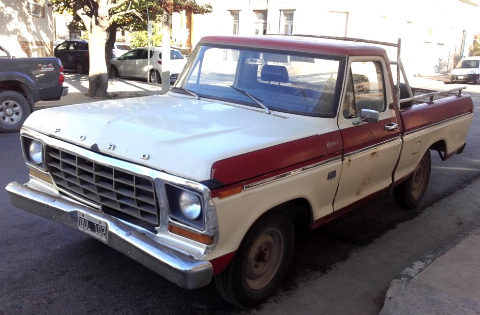 FORD F100 1980